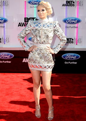 Charli Baltimore Bet Awards 2014