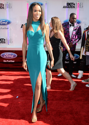 Michelle Williams Bet Awards 2014