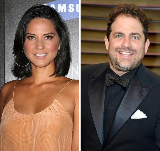 Olivia Munn And Brett Ratner