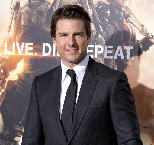 Tom Cruise High School Dropout
