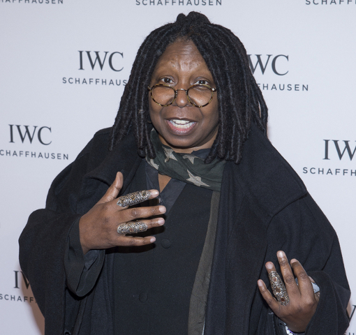 Whoopi Goldberg High School Dropout