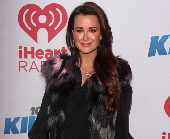 Kyle Richards Diet