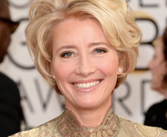 Emma Thompson Botox