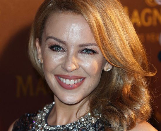 Kylie Minogue Botox