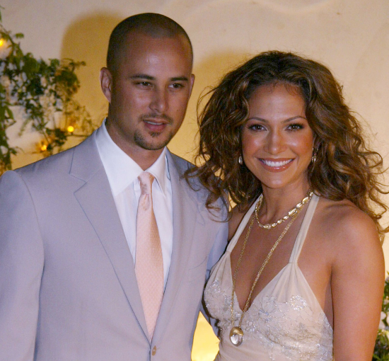 Jennifer Lopez And Cris Judd