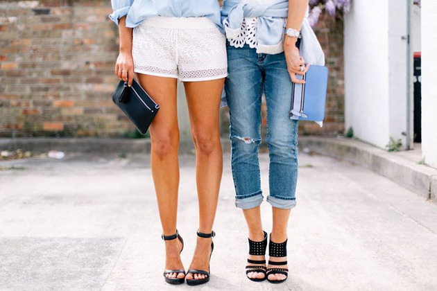 Denim Outfit Ideas