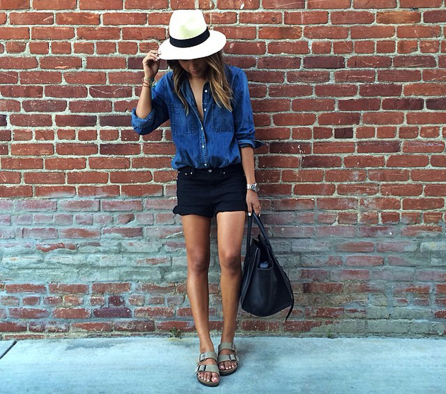 Double Denim Summer Outfit