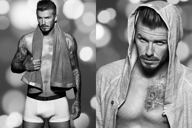 David Beckham Bodywear For H M