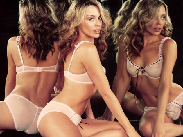 Kylie Minogue Love Kylie Lingerie