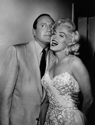 Marilyn Monroe And Benny