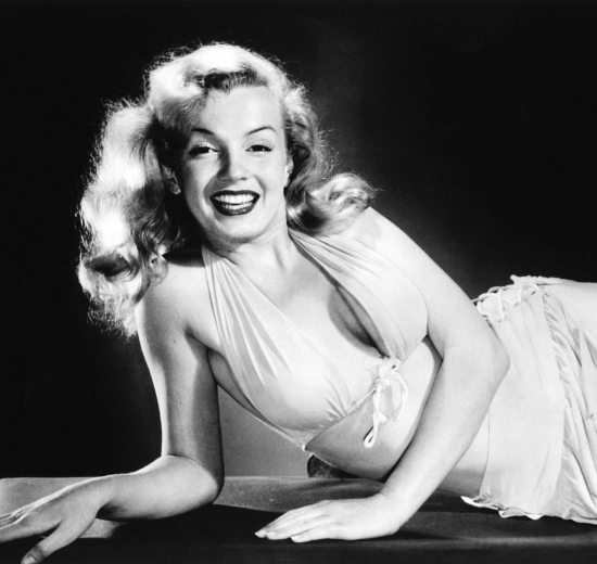 Marilyn Monroe Long Hair