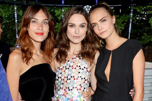 Best Dressed Celebs at The Serpentine Gallery Summer Party 2014