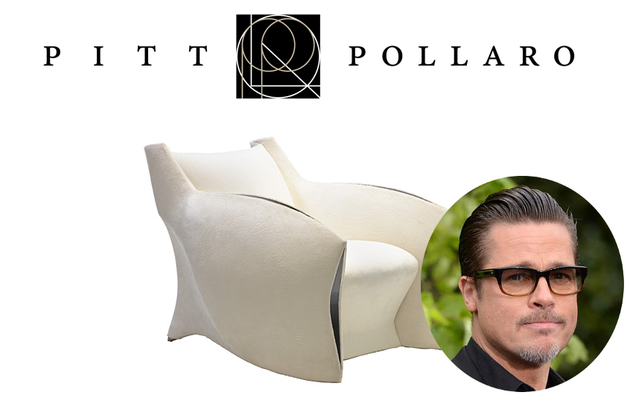 Brad Pitt Furniture Design Collection