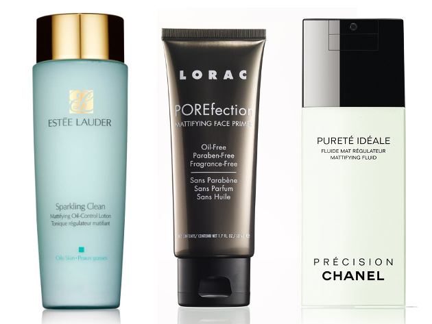 Best Mattifying Skin Products