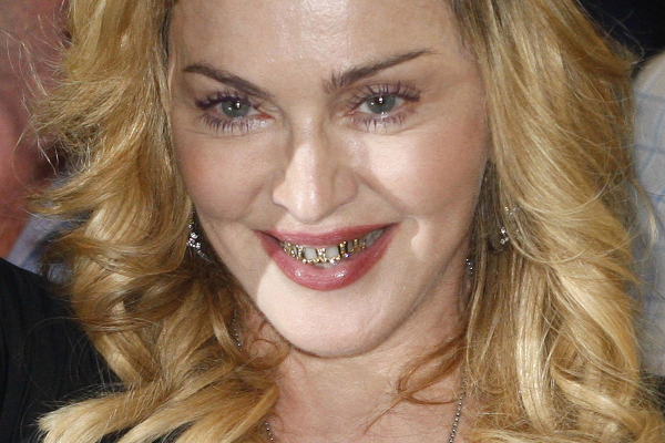 Madonna Most Hated Celebrity