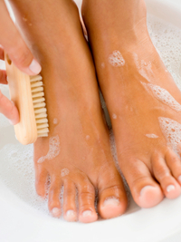 10 Steps for Prettier Toenails