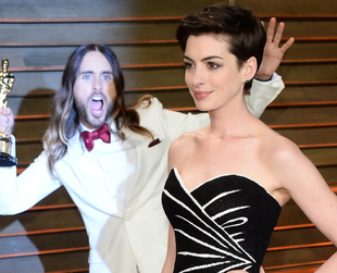 Whether they're photobombing other celebrities or random people, stars often pull off some crazy and memorable pictures. Take a look at some of their best work.