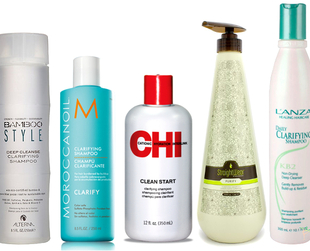 A good clarifying shampoo removes all traces of product build-up from your tresses and restores shine. See a few of the best choices for this hair must-have.