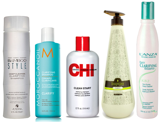 Top Clarifying Shampoos