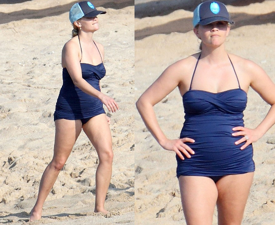Reese Witherspoon Post Baby Body
