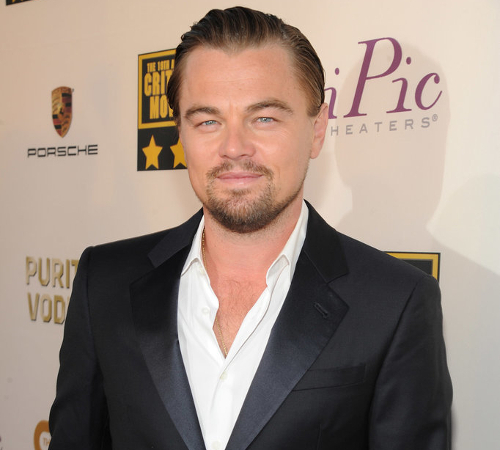 Leonardo Di Caprio College Degree