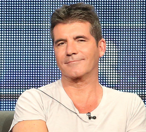 Simon Cowell College Degree