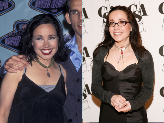 Janeane Garofalo Breast Reduction