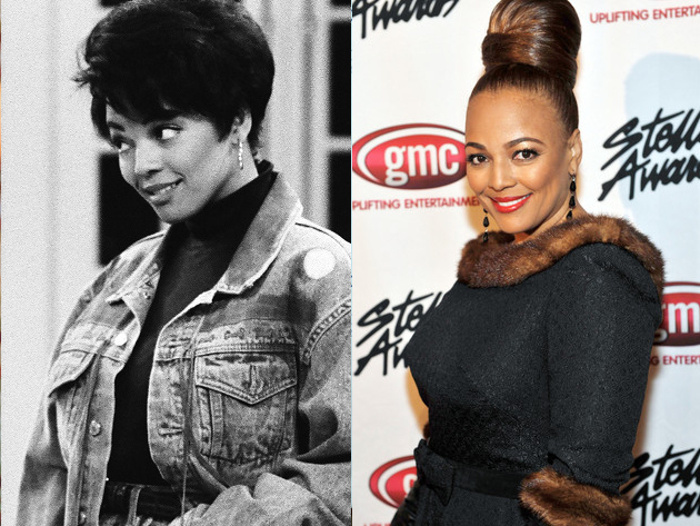 Kim Fields Breast Reduction