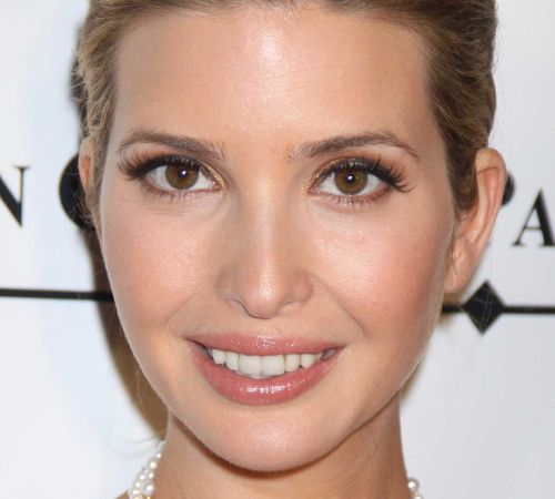 Ivanka Trump Eye Color