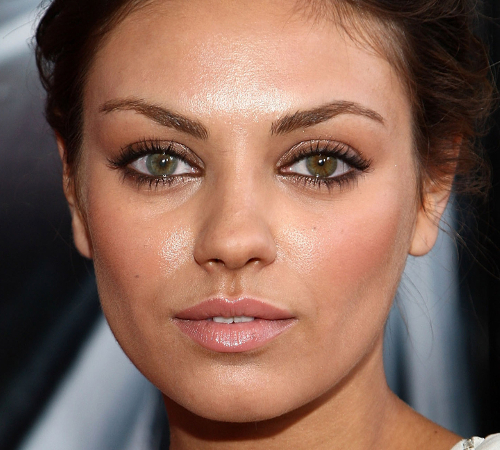 Mila Kunis Contact Lenses