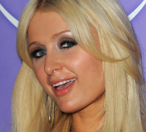 Paris Hilton Blue Eye Color
