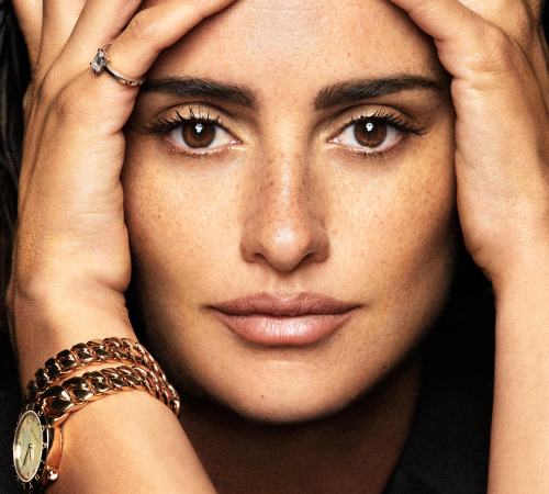 Penelope Cruz Contact Lenses