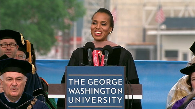 Kerry Washington Phd