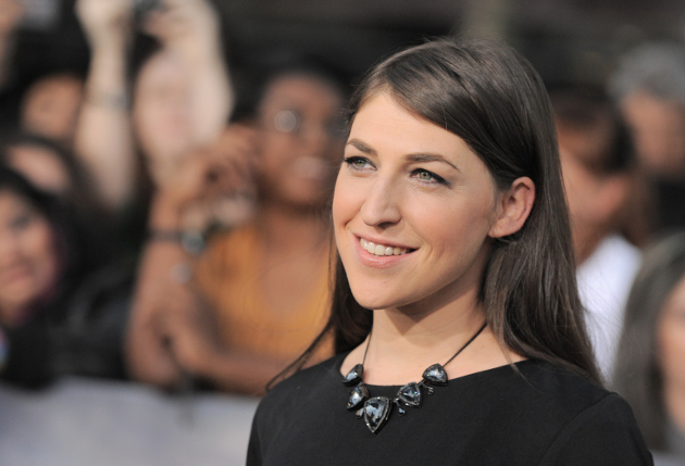 mayim bialik thesis Mayim chaya bialik was born on december 12, 1975, in san diego, california, to barry and beverly (née winkleman) bialik [5] [6] [7] her family were jewish immigrants who lived in the bronx , new york city, [8] and three of her four grandparents migrated from poland, czechoslovakia, and hungary.