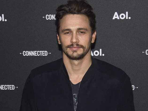 James Franco Phd