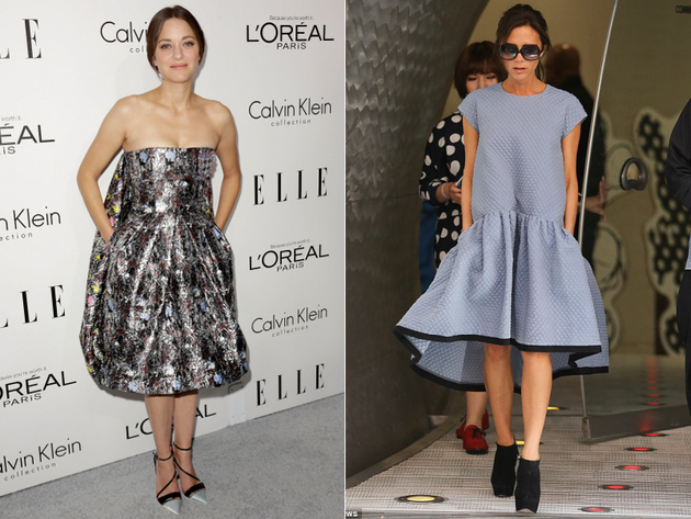 Lumpy Dresses Worst Celebrity Fashion Trends