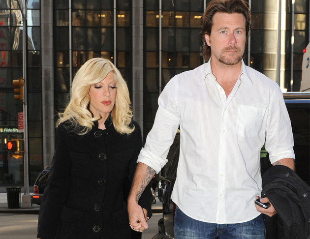Tori Spelling And Dean Mc Dermott Homewreckers