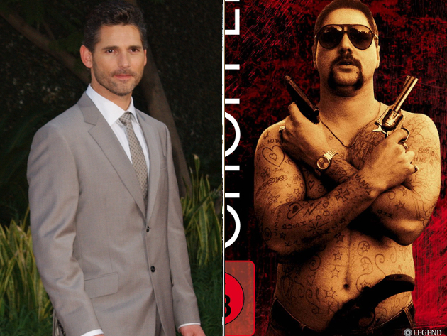 Eric Bana Weight Gain