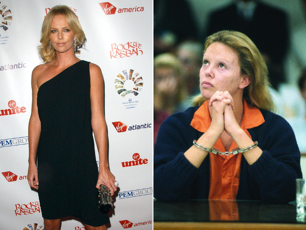 Charlize Theron Weight Gain