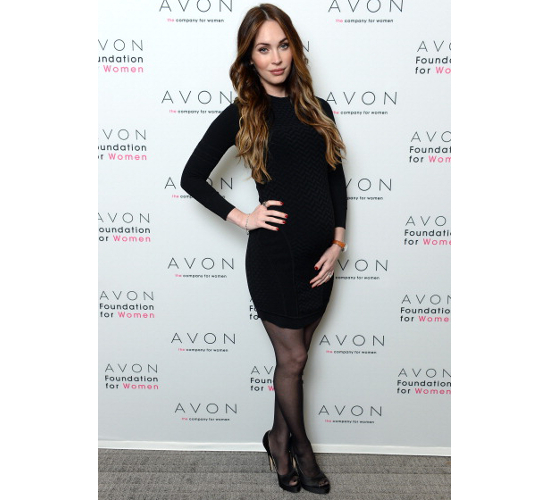 Megan Fox At Avon Foundation Domestic Violence Event