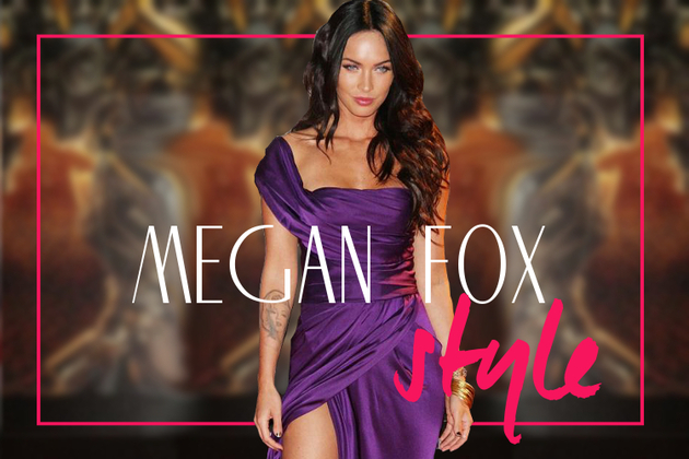 Megan Fox's Best Red Carpet Looks