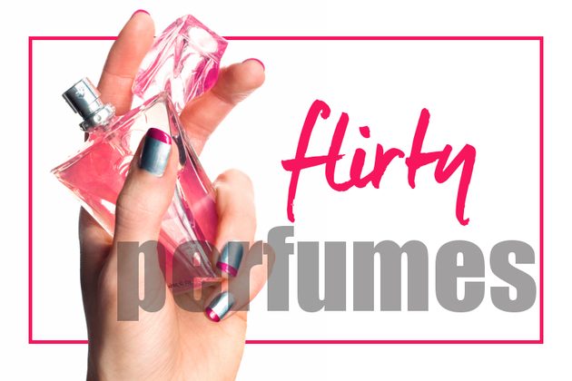 Most Flirty Perfumes Guys Love