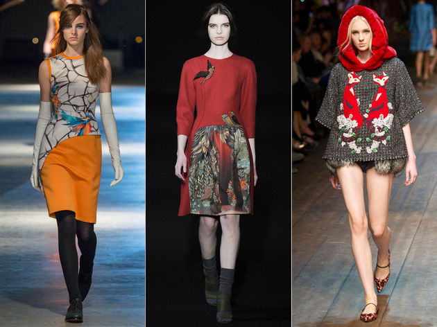 Fall 2014 Trends Animal Accents