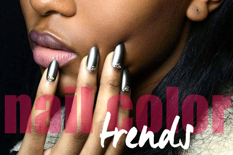 Nail Polish Trends Nail Polish Colors And Textures Of The Season