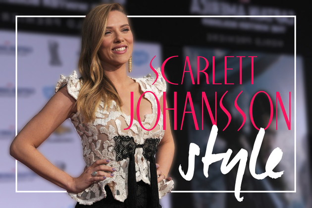 Scarlett Johansson Style Icon? See Her Claim to Fashion Fame