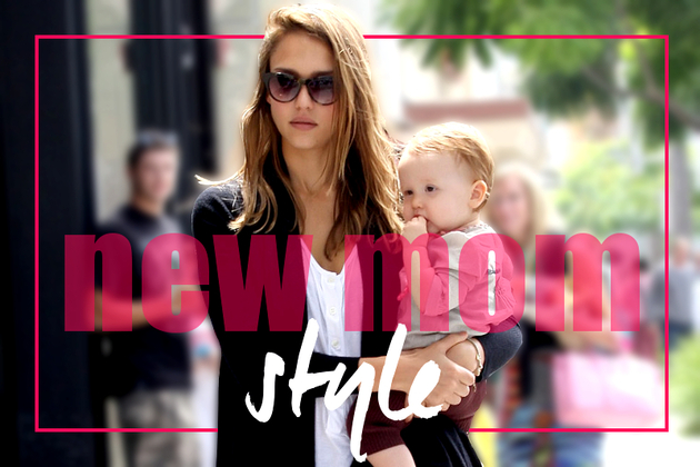 10 Style Tips for New Moms
