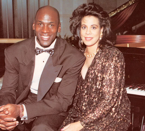 Michael Jordan And Juanita Jordan Divorce
