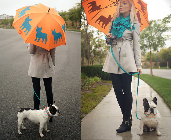 Rainy Day Fall Style