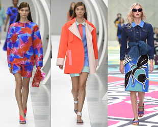London Fashion Week mirrored many trends from NYFW, while also introducing a few fresh ideas. Discover the latest fashion, hair and makeup trends from London.