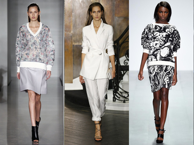 Luxe Sportswear Spring 2015 Trend London Fashion Week